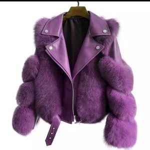 Miryani Leather Jacket